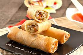 Springrolls Chicken Regular